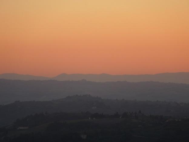 zonsondergang-chianti-eind-september-2014-2